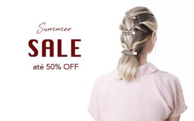 Summer Sale na Alexandre de Paris